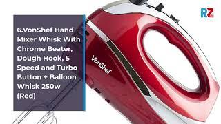 Best Electric Hand Mixer  | Top 10 Electric Hand Mixer  for 2020-21 | Top Rated Electric Hand Mixer