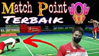 Top 10 Rally Match Point Kevin_Gideon