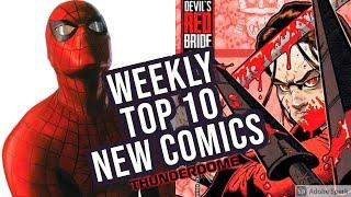 TOP 10 NEW KEY COMICS TO BUY FOR OCTOBER 14TH 2020 - NEW COMIC BOOKS REVIEWS THIS WEEK - MARVEL DC