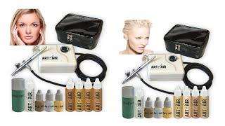 Best Professional Beauty Airbrush Cosmetic Makeup System| Top 10 Makeup System  For 2020 | Top Rated