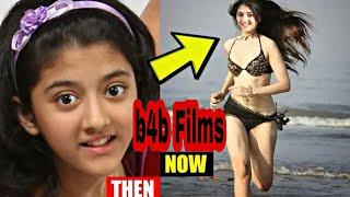 Hot Actress | Top 10 Bollywood Child Actress Then & Now in 2020| b4b films