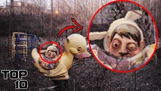 Top 10 Abandoned Playgrounds That Are Cursed - Part 2