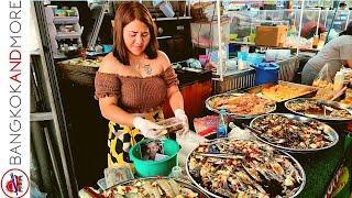BANGKOK Street Food And Shopping | Lunchtime In Bangkok
