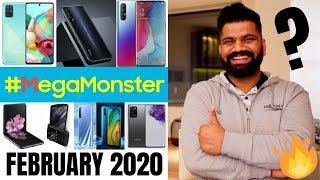 Top Upcoming Smartphones - February 2020