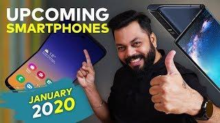 Top 10 upcoming mobiles in January 2020 l  Price & launch details of smartphones  l  Upcoming mobile
