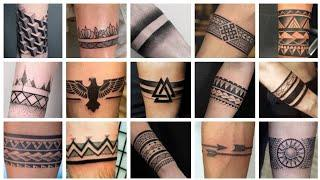 Top collection of hand band tattoo for boys | band tattoo for mens | mens tattoo