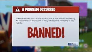 Top 10 Kids Getting Banned on Fortnite!!!