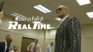 EXCLUSIVE Inside the Wilder and Fury Fighter Meetings   Wilder vs Fury II : REAL TIME - Episode 10
