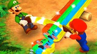 Mario Party The Top 100 MiniGames - Mario Vs Luigi Vs Yoshi Vs Rosalina (Master Difficulty)