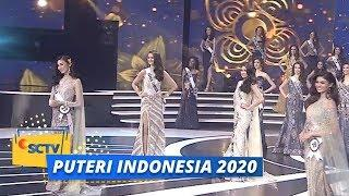Pengumuman Top 3 Puteri  Indonesia 2020