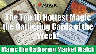 MTG Market Watch Top 10 Hottest Magic Cards of the Week: Counterbalance and More