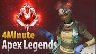 4Minute Killer of the player Apex Legends - Apex Legends Montage