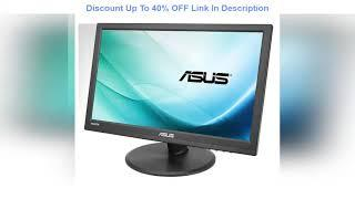 """Top 5 Asus VT168H 15.6"""" 1366x768 HDMI VGA 10-Point Touch Eye Care Monitor, 15.6-inch"""