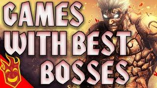 Top Ten Video Games With The Best Bosses
