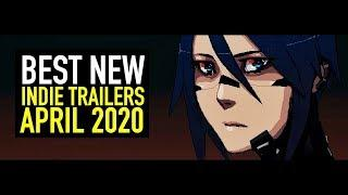 Top 10 Indie Game Trailers You Should Watch this April 2020 - Part 1