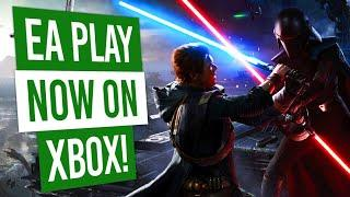 11 BEST GAMES to play on Xbox Series X|S on EA PLAY!