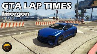 Fastest Sports Cars (Imorgon) - GTA 5 Best Fully Upgraded Cars Lap Time Countdown