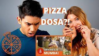 4 Best Street Food In Mumbai [JUNE 2020] Mumbai Street Food Reaction Video