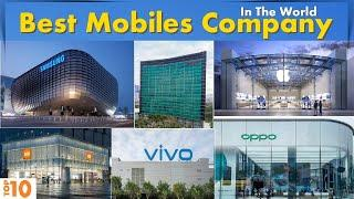 Top 10 Best Mobiles Company In The World | Top 10 Smartphone Brands