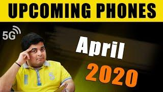 Top 10+ Upcoming Mobile Phones in April 2020 | Affordable Smartphones Aayenge