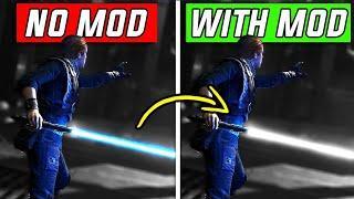 TOP 5 Lightsaber Mods for Star Wars Jedi Fallen Order   2020