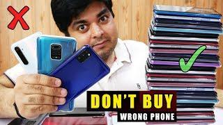 BEST SMARTPHONE TO BUY IN 2020 AFTER PRICE INCREMENT   Don't Buy Wrong Phone