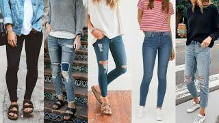 New Jeans Top Designs 2020 |Girls Jins | Jeans Top Ideas | Jeans For Girls | Jeans Pant For Girl