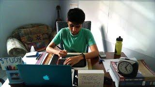 Study With Me LIVE 90/15 | Forest | Pomodoro | Med Student