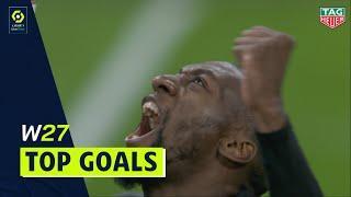 Top goals Week 27 - Ligue 1 Uber Eats / 2020-2021