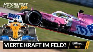 Ist Racing Point reif fürs Podium? – Formel 1 2020 (Talk)