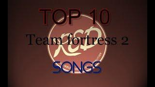 Top 10 Team fortress 2 songs