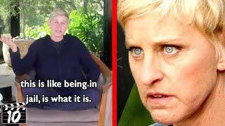 Top 10 Worst Ellen DeGeneres Moments