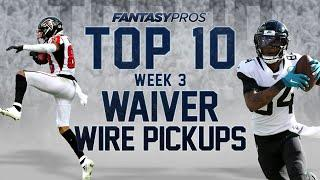 Top 10 Week 3 Waiver Wire Pickups (2020 Fantasy Football)