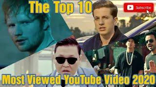 Most Viewed YouTube Video of All Time   The Top 10 Season 2 Episode 1