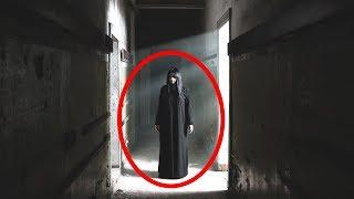 Scariest Paranormal Activity Caught on CCTV Camera! Confirmed Scary Attack