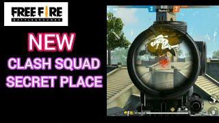 Clash Squad Rank Secret Place Free Fire | Top 1 Secret Place In Clash Squad - GARENA FREE FIRE