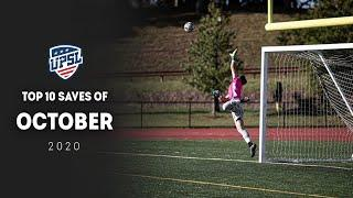 TOP 10 SAVES OF THE MONTH   October 2020