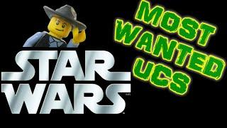 TOP 10 MOST WANTED STAR WARS UCS SETS