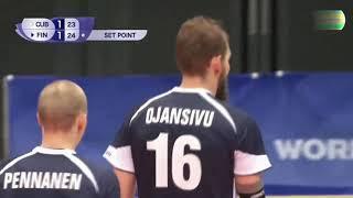 Volleyball # Top 10 Head shots world league.