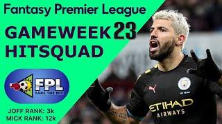 FPL GAMEWEEK 23 SQUAD TOP PICKS | FANTASY PREMIER LEAGUE | GW23 TEAM TIPS