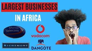 Top 12 Largest Companies in Africa (2021) ~ Heated Pundits Business & Finance in Africa