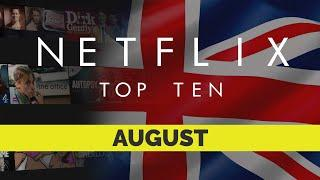 Netflix UK Top Ten Movies | August 2020 | Netflix | Best movies on Netflix | Netflix Originals
