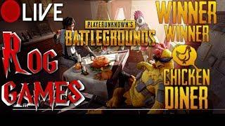(HINDI)PUBG MOBILE LIVE | NIGHT STREAM | ROG GAMES