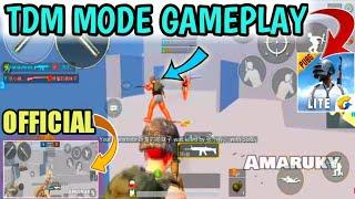 Pubg mobile lite TDM mode gameplay real