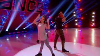 SYTYCD 16 - Top 10 Girls - Melany Mercedes & All-Star Fik-Shun - Hip Hop