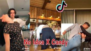 No Idea X Candy Tiktoks dance compilation 2020 | Top remix tiktok