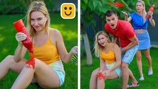 BEST FRIENDS PRANKS! Couple Pranks on Friends & Family by Mr Degree