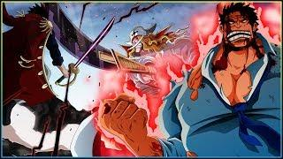 Why One Piece Was LEGENDARY In 2019 (Garp & Roger vs The Rocks Pirates)