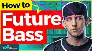 How to Make FUTURE BASS (Like ILLENIUM & Martin Garrix) – FREE Ableton Project