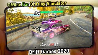 Top 10 Offline Car Drifting Simulator Games for Android 2020 | New Drift Games 2020